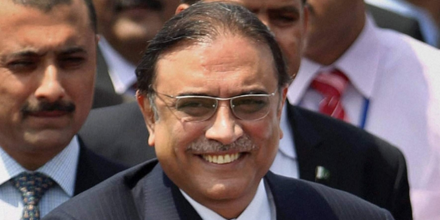 Asif Ali Zardari, former Pakistan president - India TV Hindi
