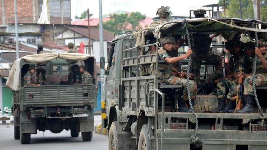 असम-त्रिपुरा में कानून-व्यवस्था की स्थिति में सुधार, हटेगी सेना- India TV Hindi