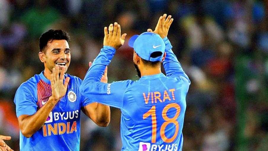 Deepak Chahar, Team India, India vs West Indies, Virat Kohli, Cricket News- India TV Hindi