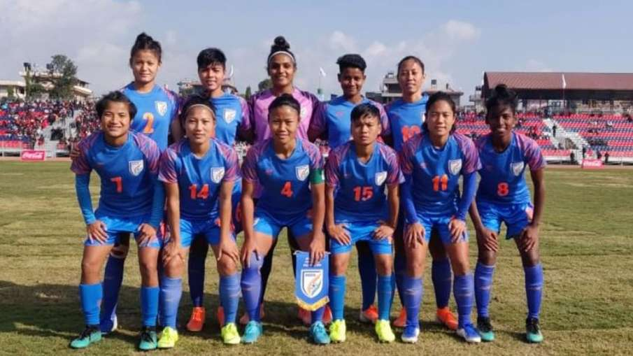 Indian women's football team, Bala devi, south asian games, india vs maldives, india defeat maldiv- India TV Hindi