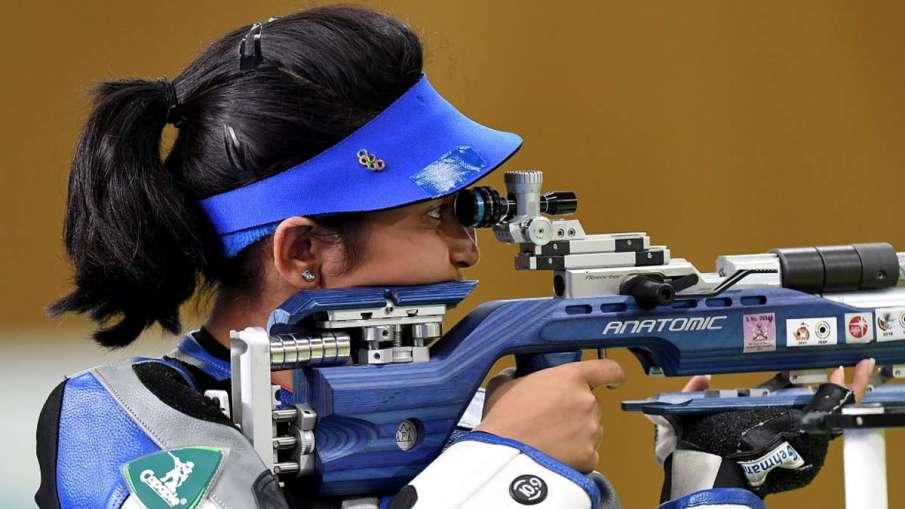 Mehuli Ghosh, ISSF, Shooting, SAG Shooting, South Asian Games, South Asian Games shooting, Apurvi Ch- India TV Hindi