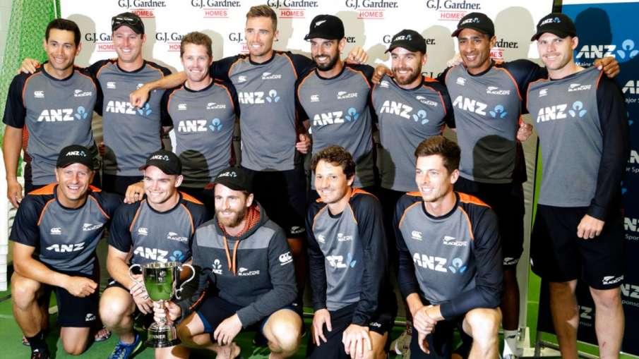 New Zealand, MCC, Spirit of Cricket award, MCC Spirit of Cricket award, Kumar Sangakkara- India TV Hindi