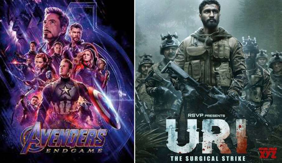 Avengers Endgame, Online Tickets ,  India , Uri The Surgical Strike - India TV Hindi