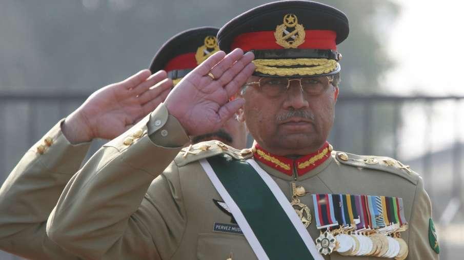 परवेज मुशर्रफ: कारगिल युद्ध के मास्टरमाइंड और पाकिस्तान के राष्ट्रपति से फांसी की सजा तक- India TV Hindi