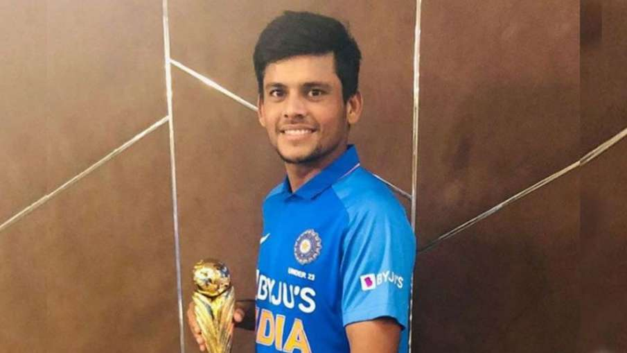Priyam Garg became captain of U-19 World Cup team- India TV Hindi
