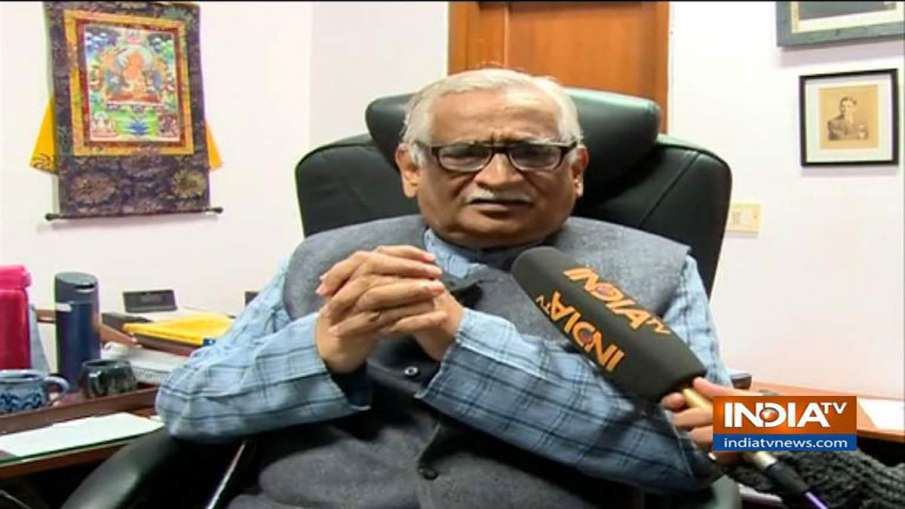 Muslim counsel Rajeev Dhawan removed from Ayodhya case- India TV Hindi