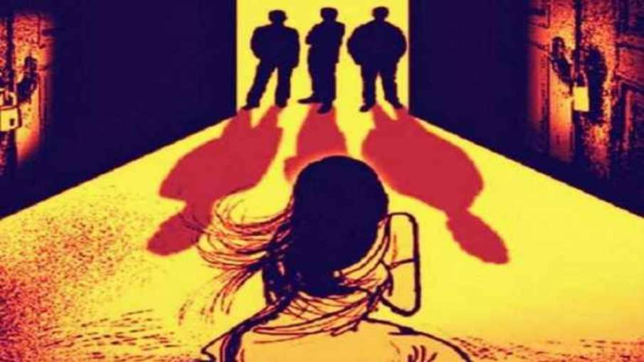Attempted to rape a nine-year-old girl, people gathered...- India TV Hindi