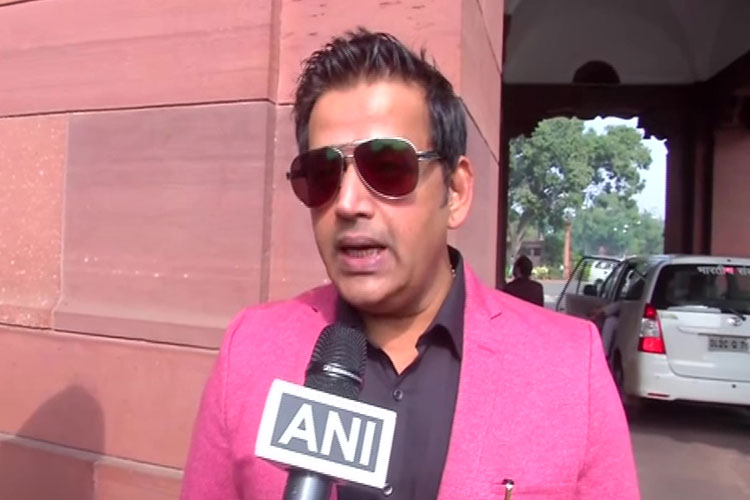 BJP MP Ravi Kishan- India TV Hindi
