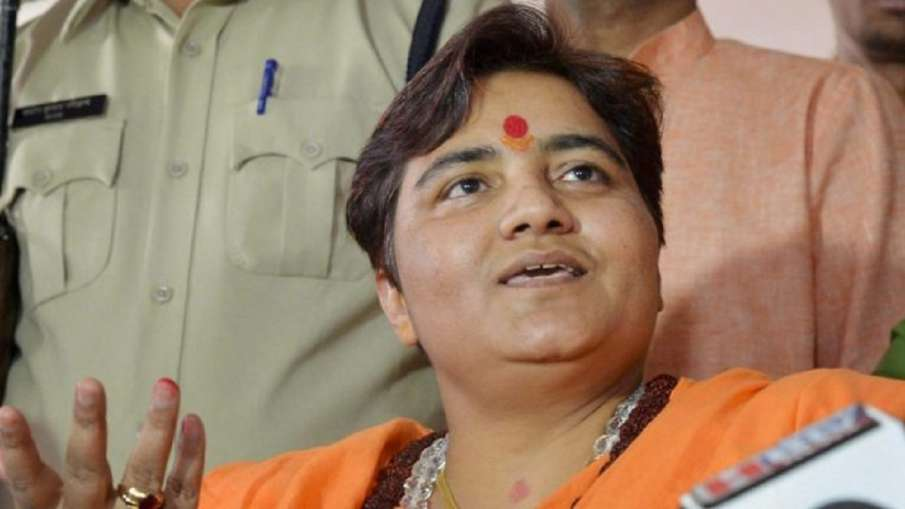 Sadhvi Pragya Thakur- India TV Hindi