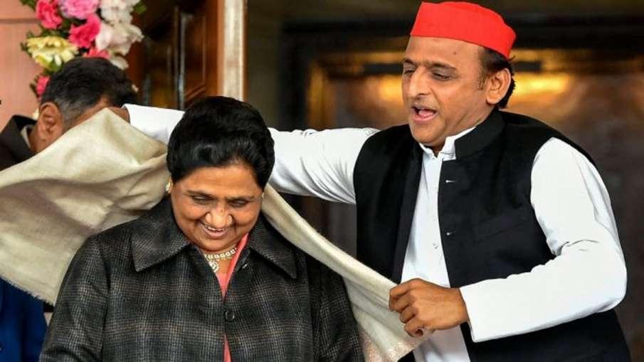 Akhilesh Yadav and SP congratulates Mayawati on her 64th birthday- India TV Hindi