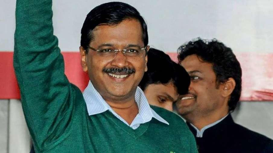Arvind Kejriwal files nomination after waiting for 6 hours- India TV Hindi
