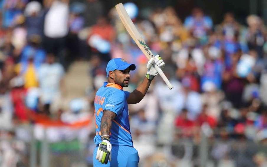 Shikhar Dhawan,Shikhar Dhawan age,India vs Australia,Virat Kohli No 3,Virat Kohli No 4,KL Rahul,Rohi- India TV Hindi