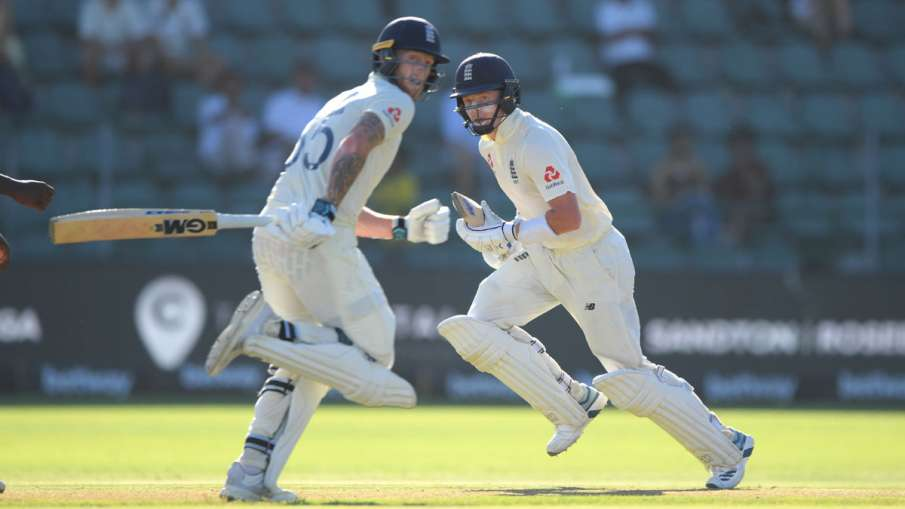 SA vs ENG 3rd Test Day 2 : England gave shock to South Africa after Stokes, Pope's centuries- India TV Hindi