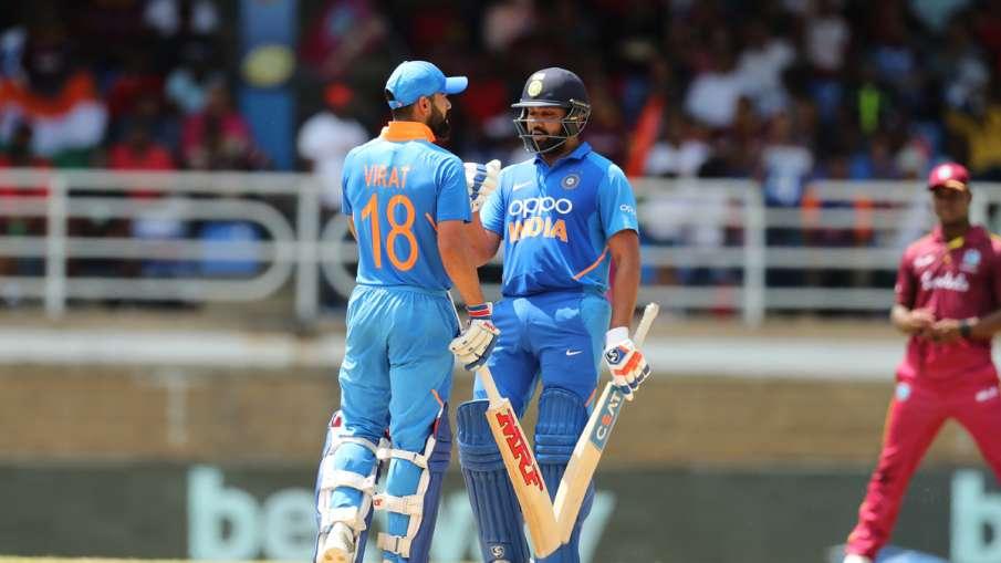 ICC Awards, ICC Awards 2019, ICC Awards 2020, ODI cricketer of the year, Rohit Sharma, Virat Kohli, - India TV Hindi