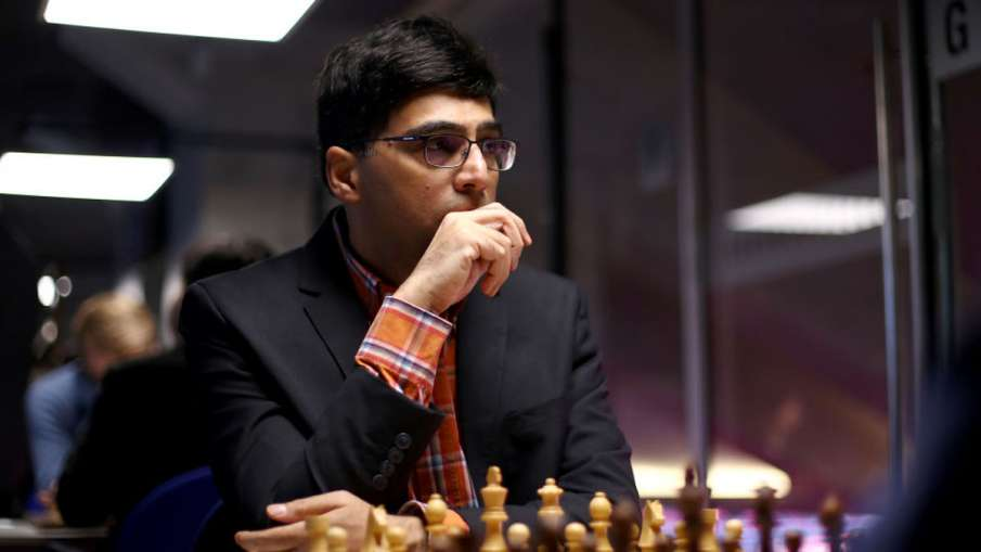 Another defeat to Vishwanathan Anand in the Legends Chess tournament- India TV Hindi