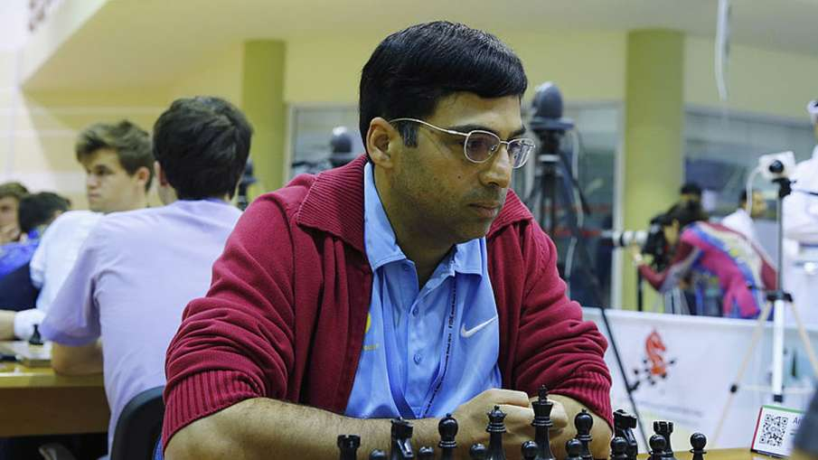 Vishwanathan Anand's first win after losing 6 matches in the Legends Chess tournament- India TV Hindi