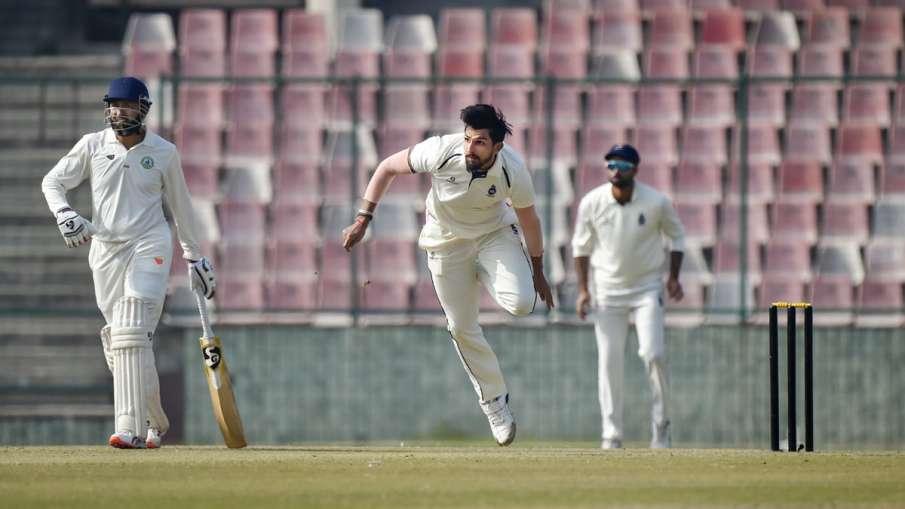 Ishant Sharma, India, New Zealand, Ranji match, Delhi- India TV Hindi