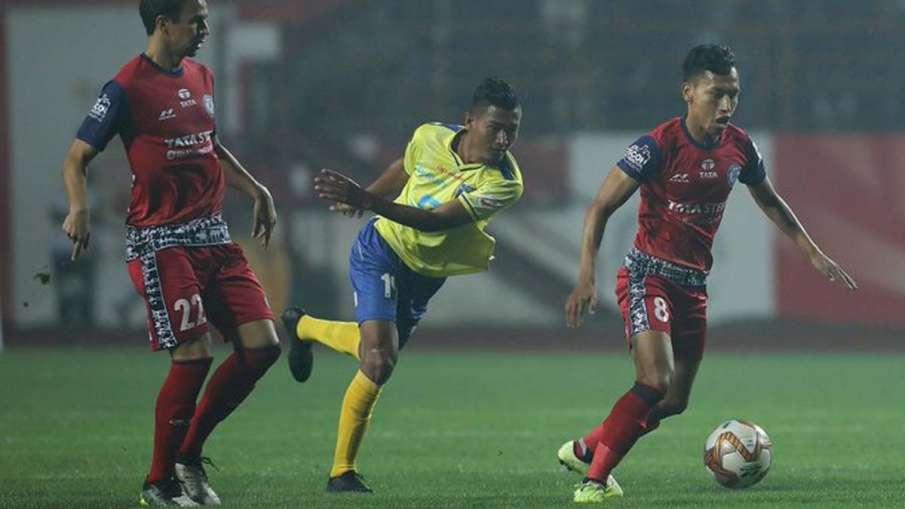 Jamshedpur fc vs Kerala Blasters- India TV Hindi