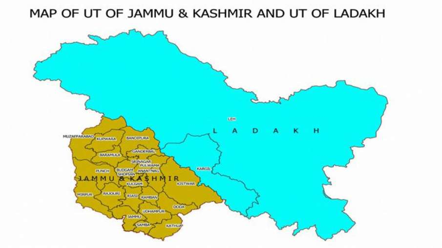 Group of union ministers to visit jammu Kashmir - India TV Hindi