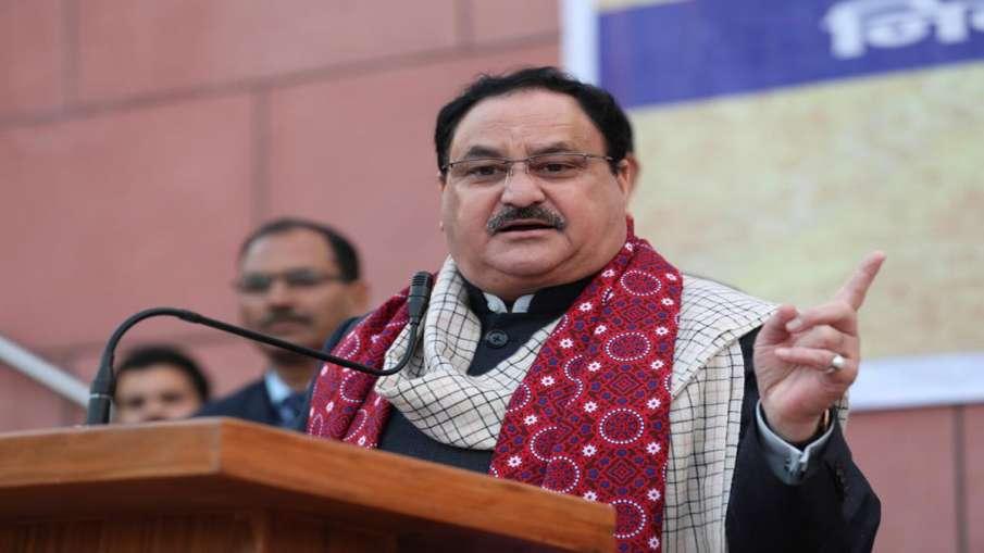 JP Nadda likely to become BJP's 11th President- India TV Hindi