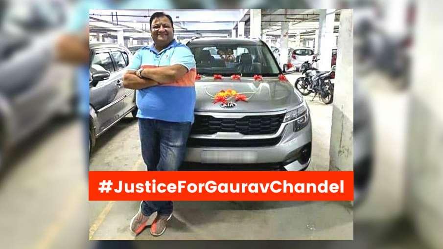 Gaurav Chandel- India TV Hindi