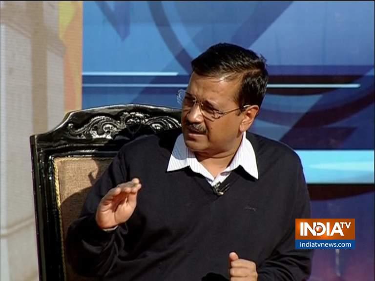India TV पर अरविंद...- India TV Hindi