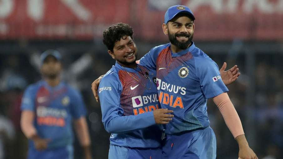 India vs Australia 2nd ODI: Kuldeep completed century of wickets- India TV Hindi