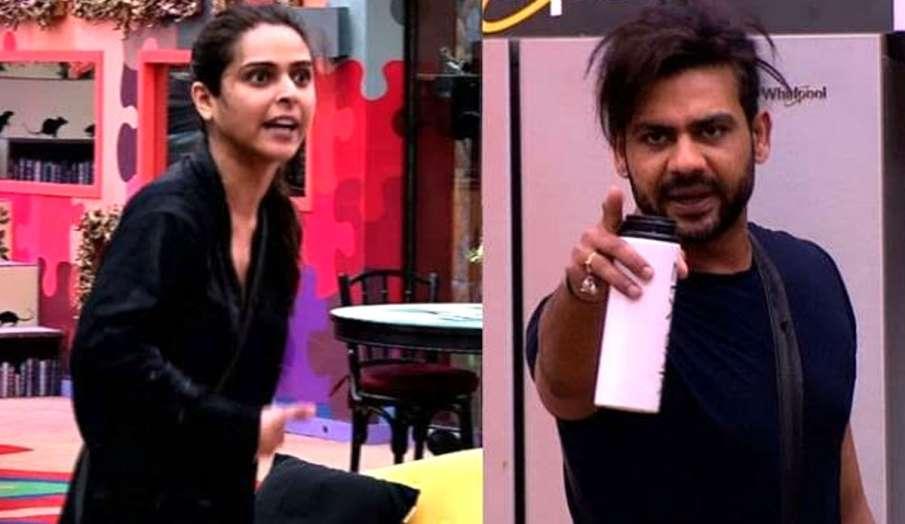 bigg boss 13 madhurima tuli vishal aditya singh- India TV Hindi