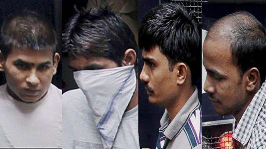 एक ही जेल में शिफ्ट किये गये निर्भया के चारों मुजरिम, पहली बार भीड़ से भरा होगा फांसी घर- India TV Hindi