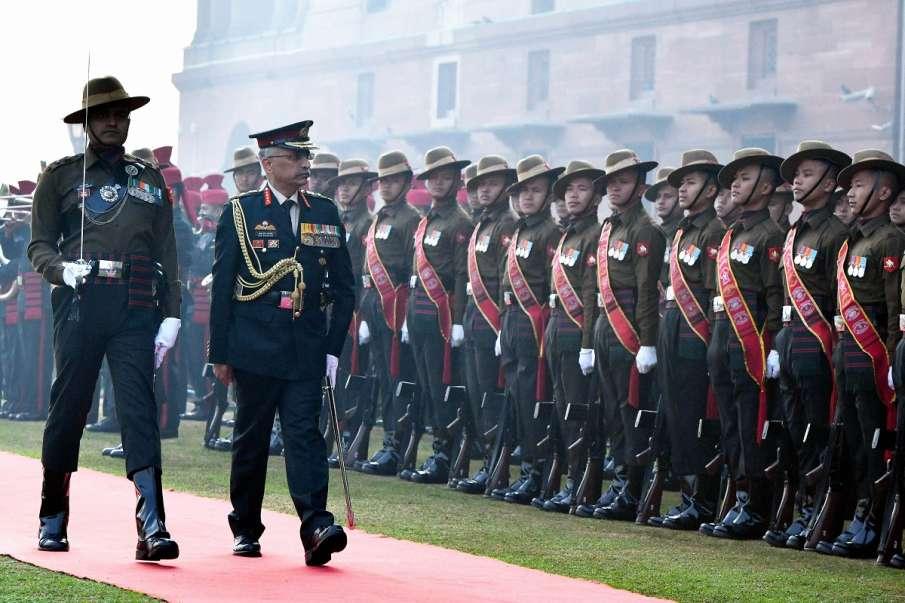 Indian Army chief Manoj Mukund Naravane- India TV Hindi