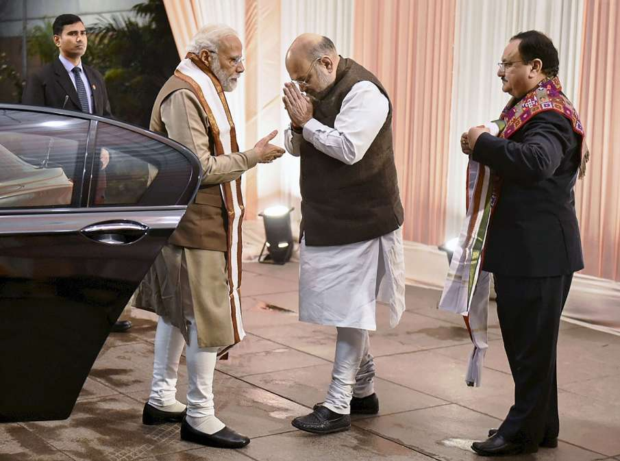 BJP President- India TV Hindi