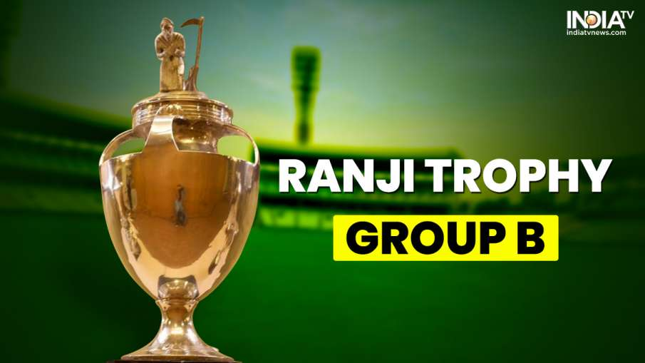 Ranji Trophy Group B- India TV Hindi