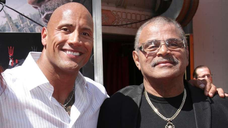 rocky johnson wwe legend dwayne johnson father passes away - India TV Hindi