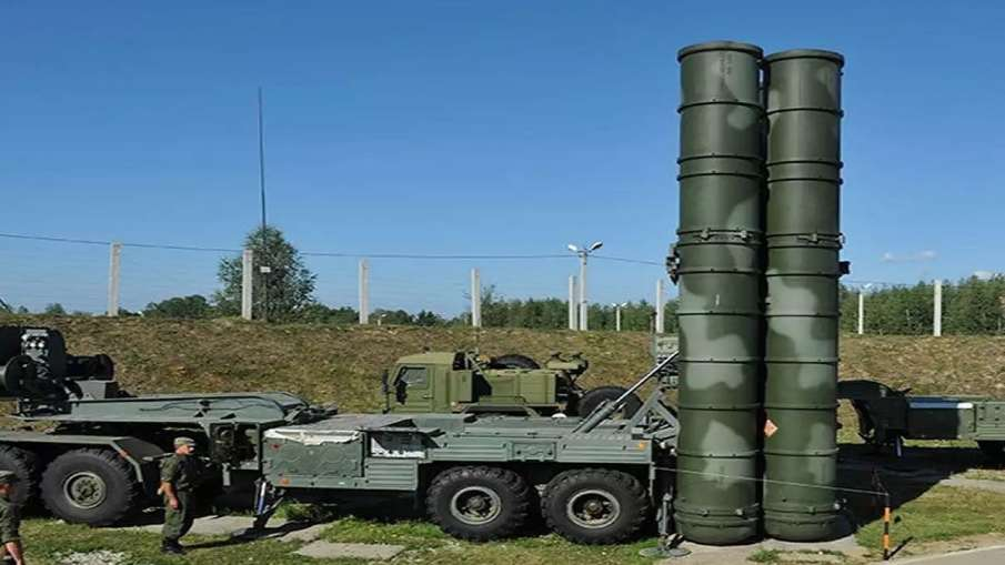 S 400 Missile System- India TV Hindi