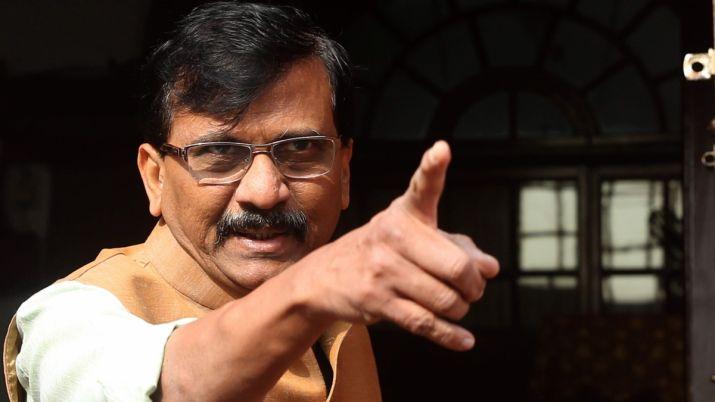 शिवसेना नेता और राज्यसभा सांसद संजय राउत- India TV Hindi