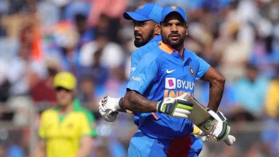 India vs Australia 2nd ODI Rajkot Shikhar Dhawan Injury BCCI Update- India TV Hindi