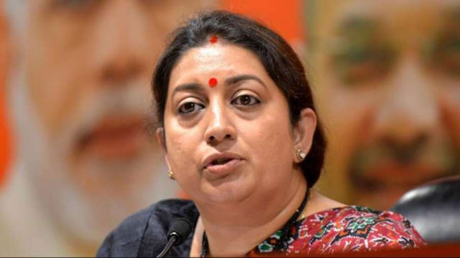 Union Minister Smriti Irani on 2012 Nirbhaya gangrape...- India TV Hindi
