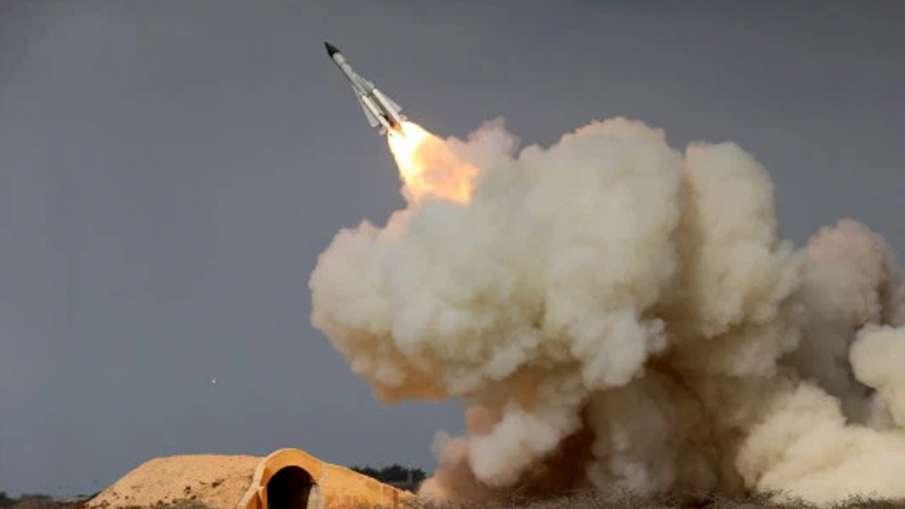 Iran Rocket- India TV Hindi
