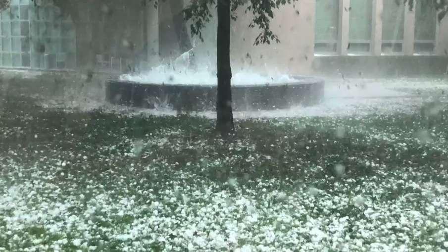 australia hail storm- India TV Hindi