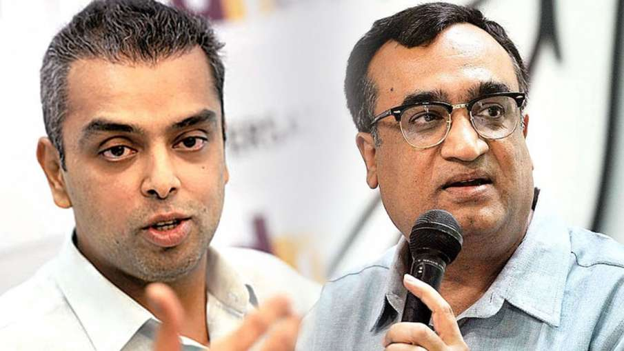 Ajay Maken and Milind Deora clashes on Twitter- India TV Hindi