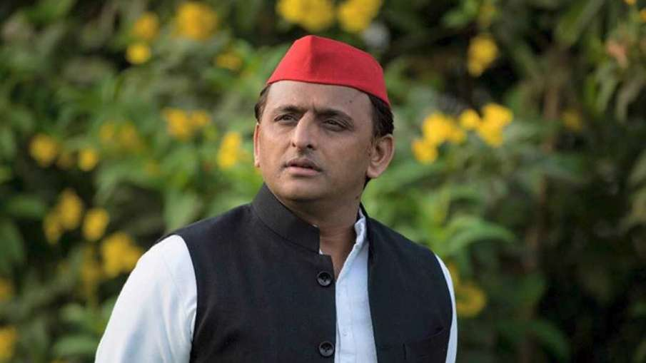 Akhilesh Yadav, Akhilesh Yadav Jai Shree Ram, Akhilesh Yadav Jai Shri Ram- India TV Hindi