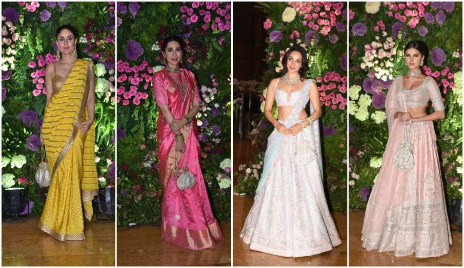 Armaan jain wedding, kareena, karishma, tara, kiara- India TV Hindi