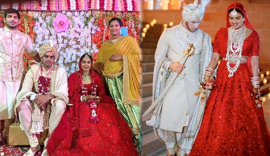 sabyasachi babita phogat lehenga- India TV Hindi