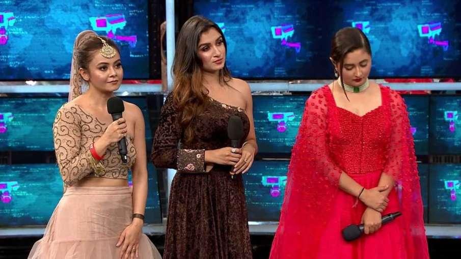 'बिग बॉस 13' रहा फैशनेबल...- India TV Hindi