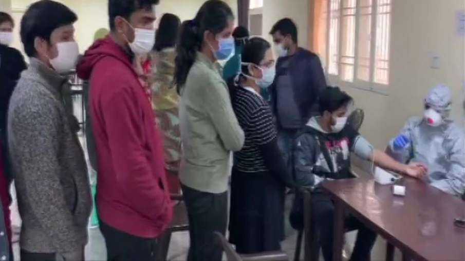 They will be sent home by next week if final reports of Corona virus found negative: ITBP- India TV Hindi