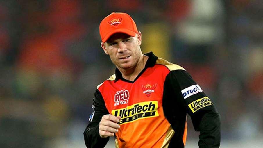 IPL 2020 में डेविड वार्नर...- India TV Hindi