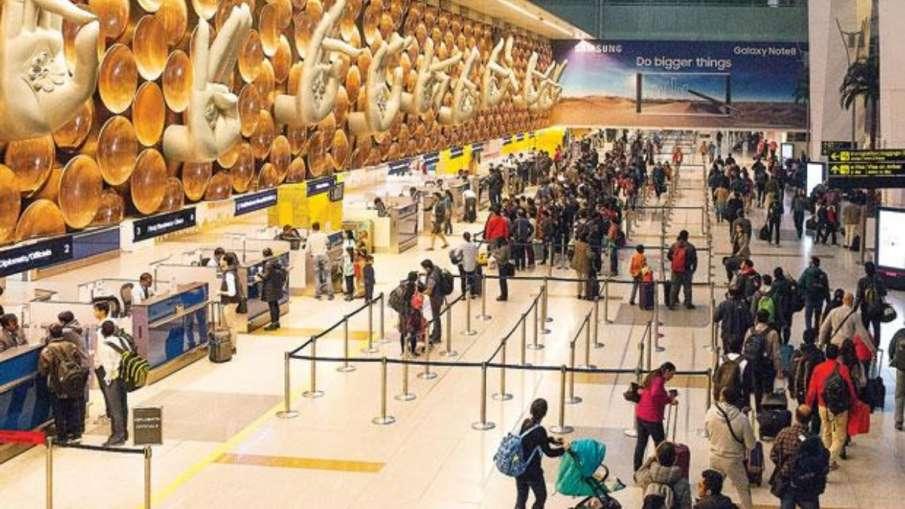 delhi airport- India TV Hindi
