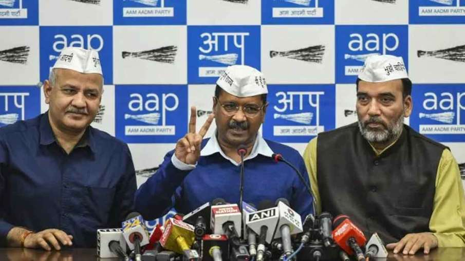 AAP, Aam Aadmi Party, Gopal Rai, AAP Campaign, AAP Campaign one crore, Delhi Elections- India TV Hindi