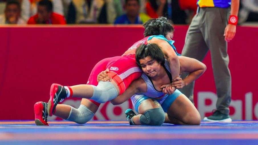 Wrestling- India TV Hindi