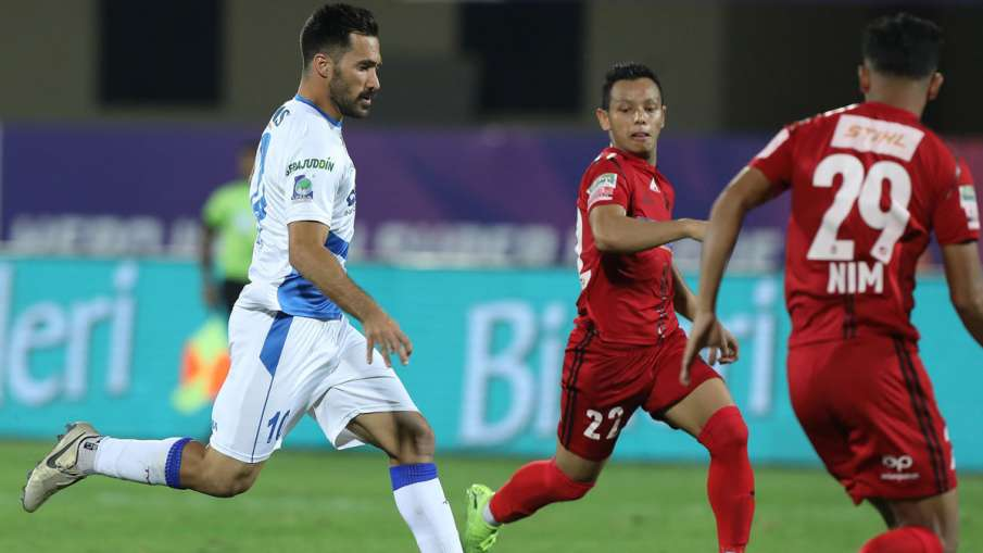 Xisco Hernandez,Subhasish Roy Chowdhury,Odisha FC,NorthEast United FC,martin chaves,Manuel Onwu,kali- India TV Hindi
